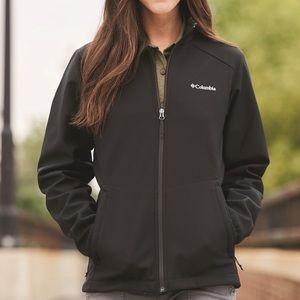 Columbia Women's Hooded Softshell Jacket- S